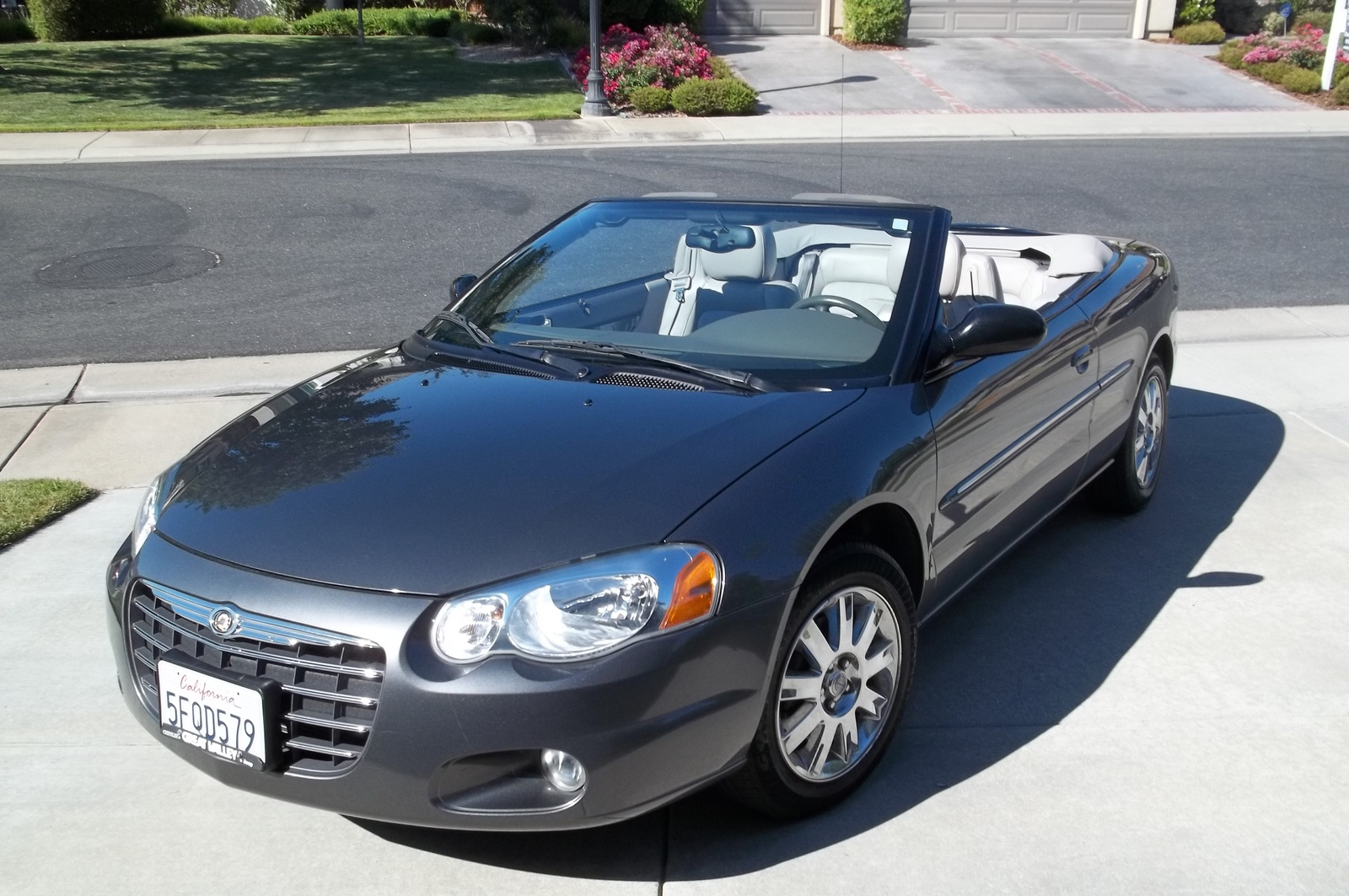 Chrysler Sebring Limited Convertible Pic