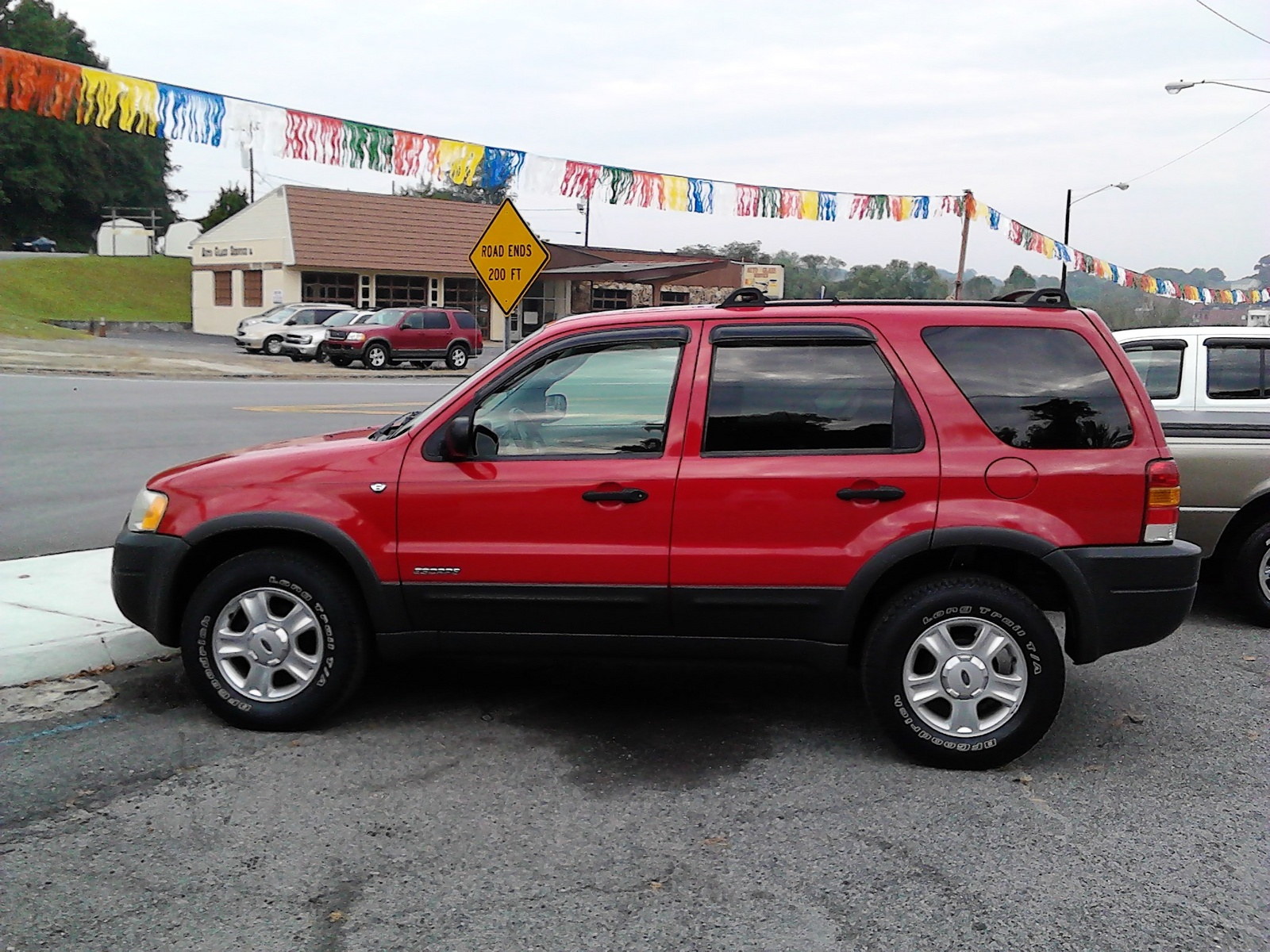Car recalls ford escape 2008 xlt 4wd