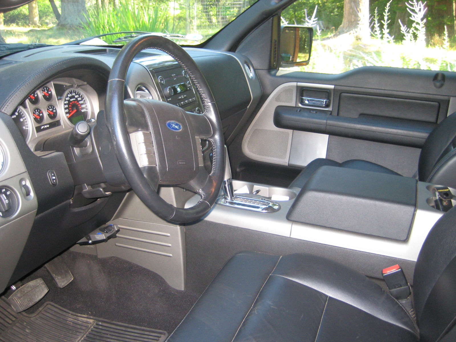 ford 150 2008 fx4 supercab interior cargurus