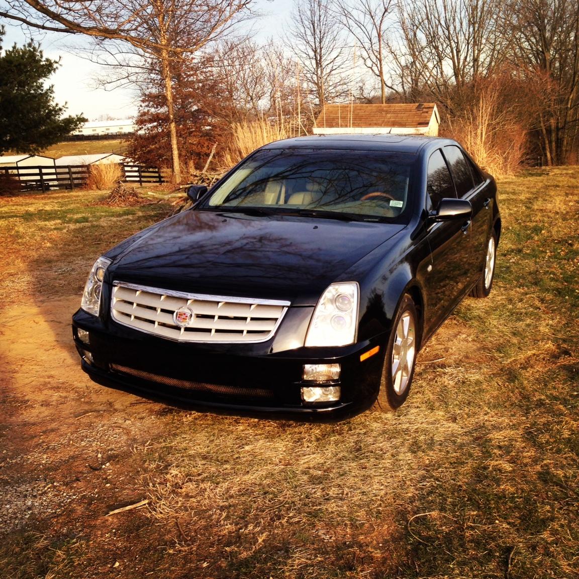 Cadillac Stsv: 2005 Cadillac STS