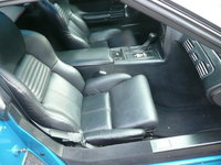 Picture of 1994 Chevrolet Corvette Coupe, interior