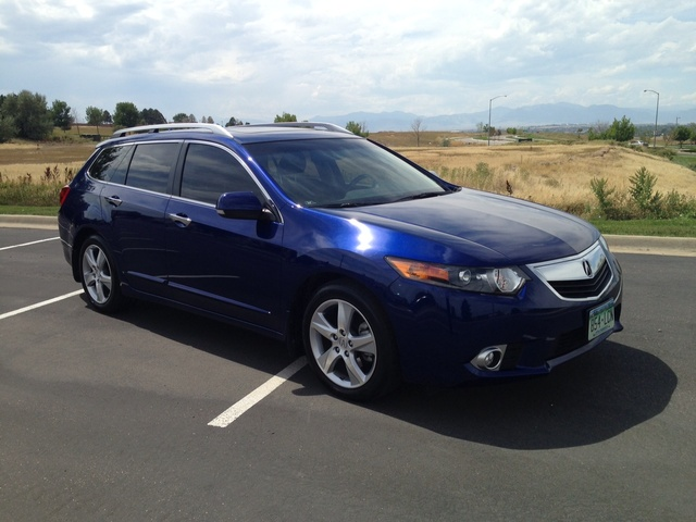 Picture of 2012 Acura TSX Sport Wagon FWD with Technology Package, exterior, gallery_worthy