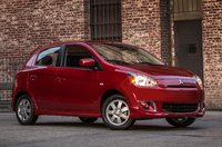 2014 Mitsubishi Mirage Picture Gallery