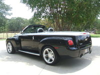 Picture of 2003 Chevrolet SSR 2 Dr LS Convertible Standard Cab SB, exterior, gallery_worthy