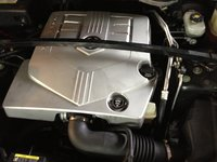 Picture of 2004 Cadillac SRX V6, engine