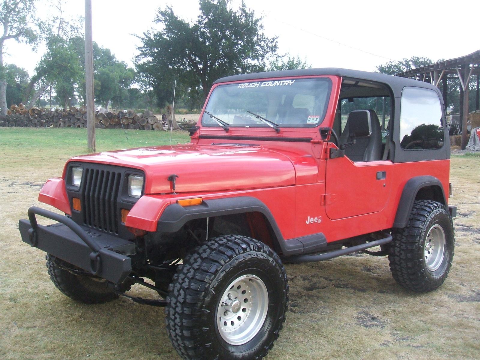 1991 Jeep Wrangler Renegade Value