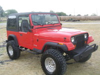 Picture of 1991 Jeep Wrangler 4WD, exterior