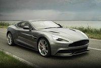2014 Aston Martin Vanquish Picture Gallery