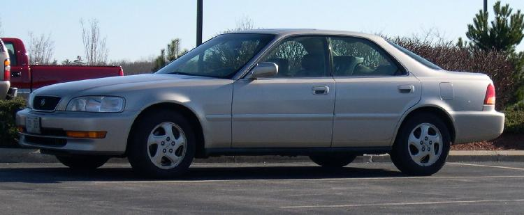 Picture of 1998 Acura TL 2.5 Sedan, exterior