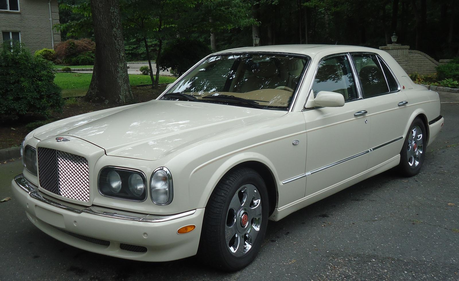 2002 Bentley Arnage Exterior Pictures Cargurus