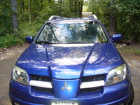 Picture of 2006 Mitsubishi Outlander SE AWD, exterior