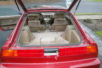 1988 Nissan 300ZX 2 Dr GS picture, interior