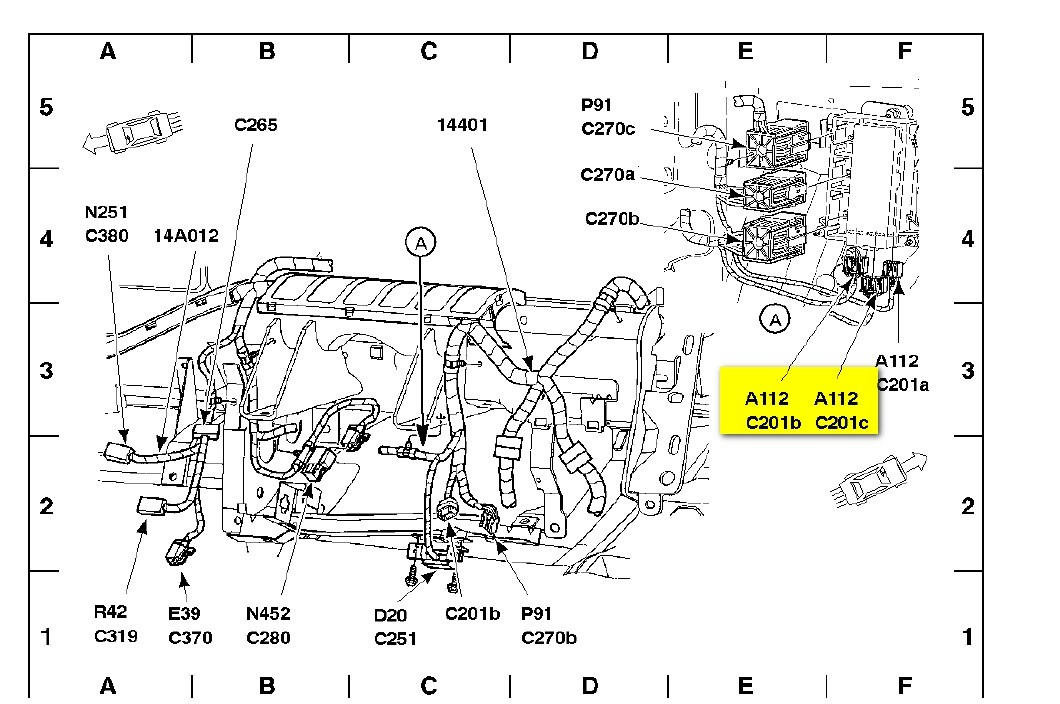 1993 Nissan Pickup Wiring Diagram - Service Repair Manual on