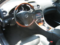 Picture of 2009 Mercedes-Benz SL-Class SL550, interior