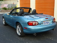 Picture of 2002 Mazda MX-5 Miata LS, exterior, gallery_worthy