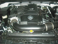Picture of 2010 Nissan Frontier SE Crew Cab 4WD, engine