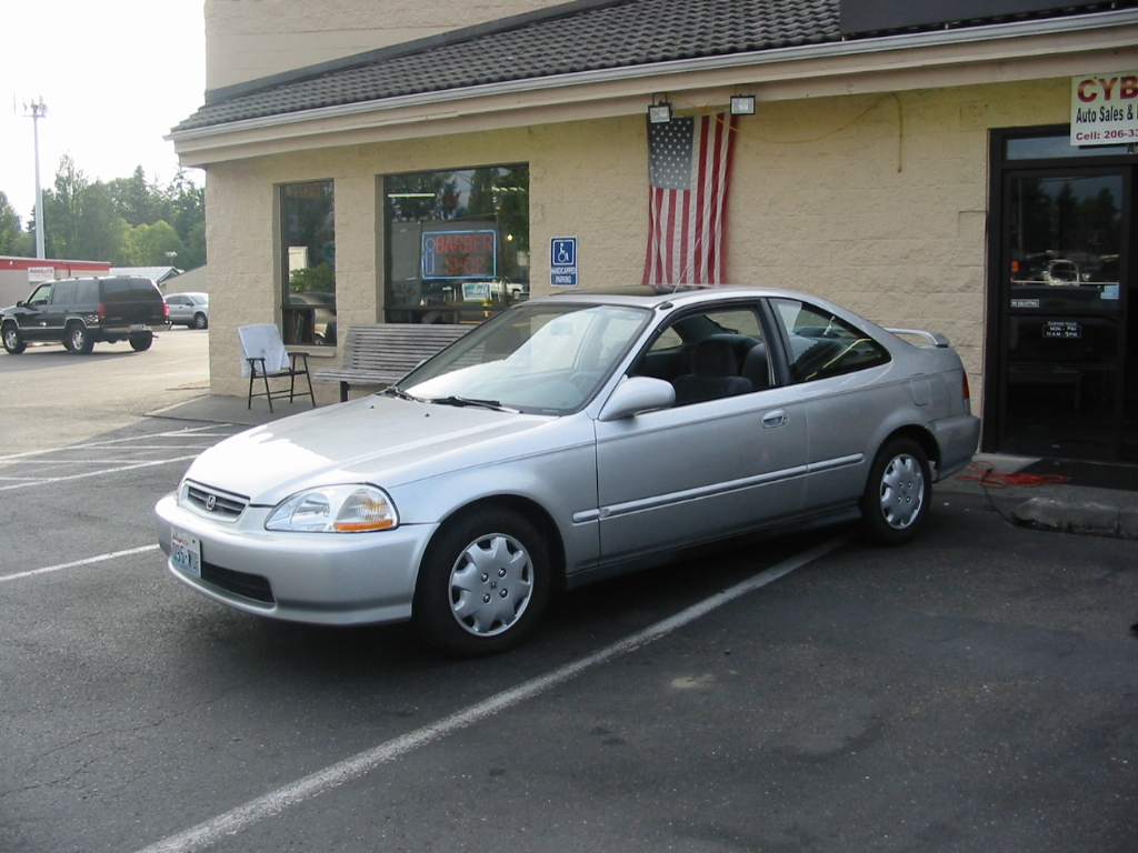 1998 Honda Civic Coupe Overview Cargurus