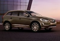 2014 Volvo XC60, Front-quarter view, exterior, manufacturer