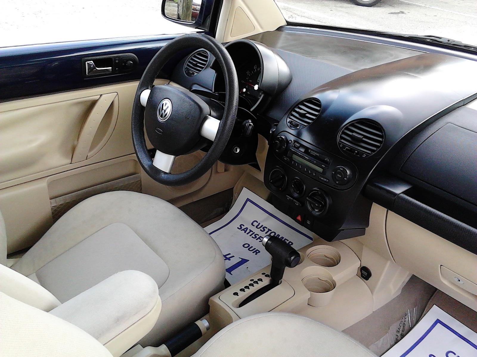 2002 Volkswagen Beetle Pictures Cargurus