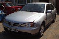 2000 Nissan Primera Overview