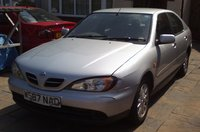 2000 Nissan Primera Overview