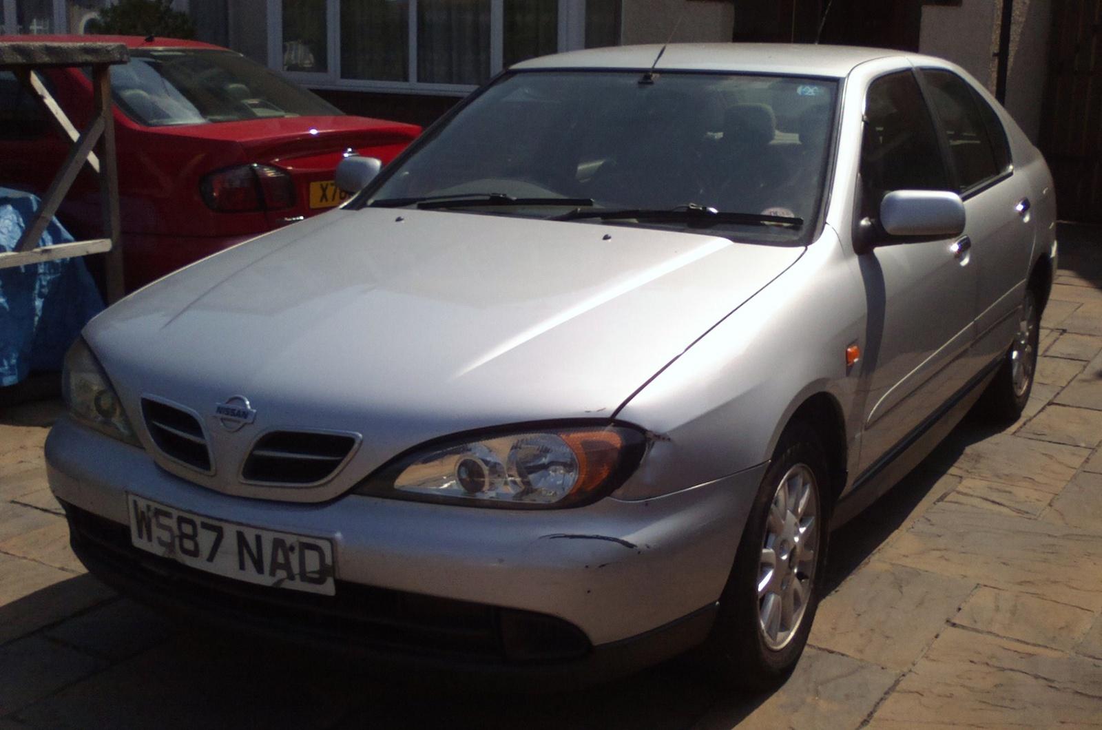 2007 Nissan Murano >> 2000 Nissan Primera - Overview - CarGurus