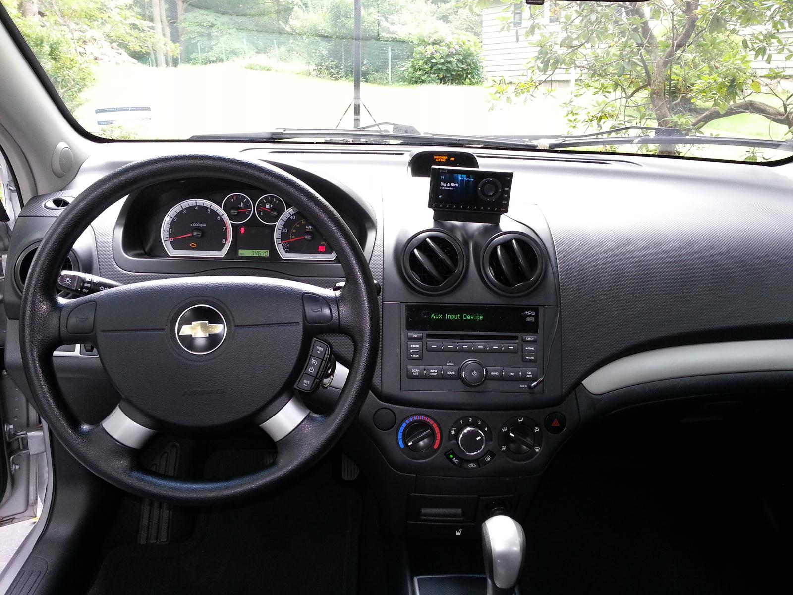 Chevrolet Aveo Aveo Lt Pic