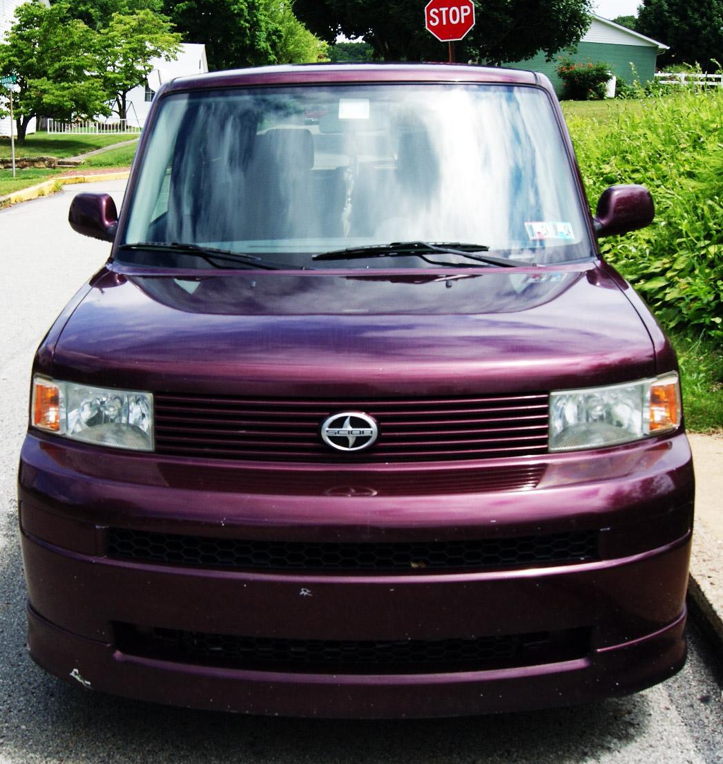 2009 Scion Xd Interior: 2006 Scion XB