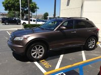 Picture of 2008 Infiniti FX35 Base, exterior