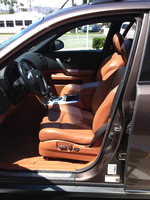 Picture of 2008 Infiniti FX35 Base, interior