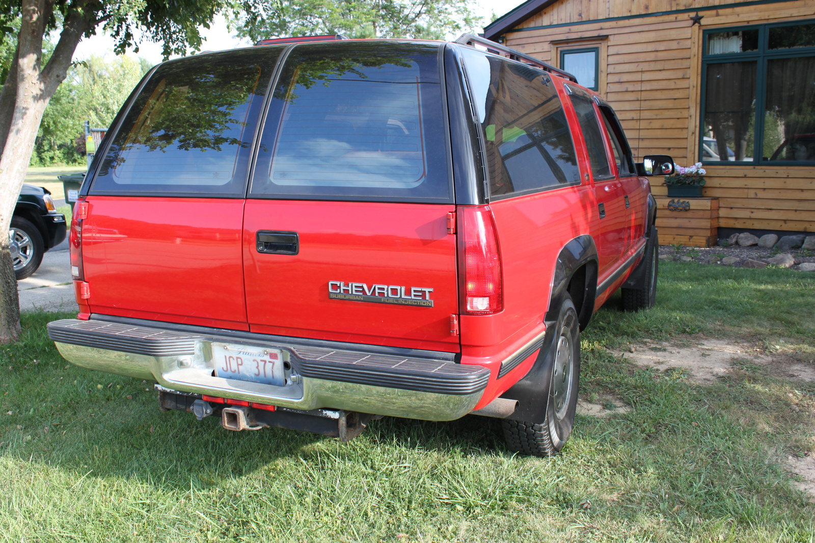 Picture of 1993 Chevrolet Suburban 4 Dr K2500 4WD SUV