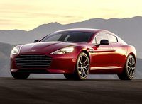 2014 Aston Martin Rapide, Front-quarter view, exterior, manufacturer, gallery_worthy