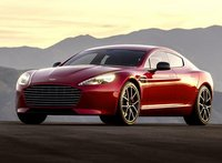2014 Aston Martin Rapide Overview
