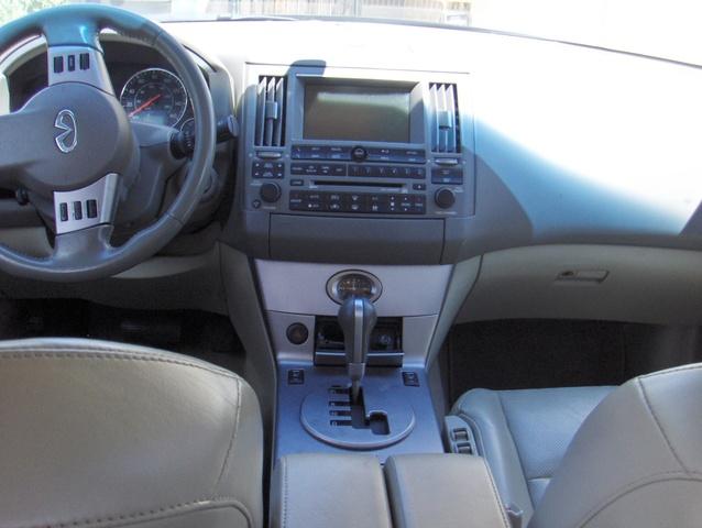 2004 Infiniti Fx35 Interior Pictures Cargurus