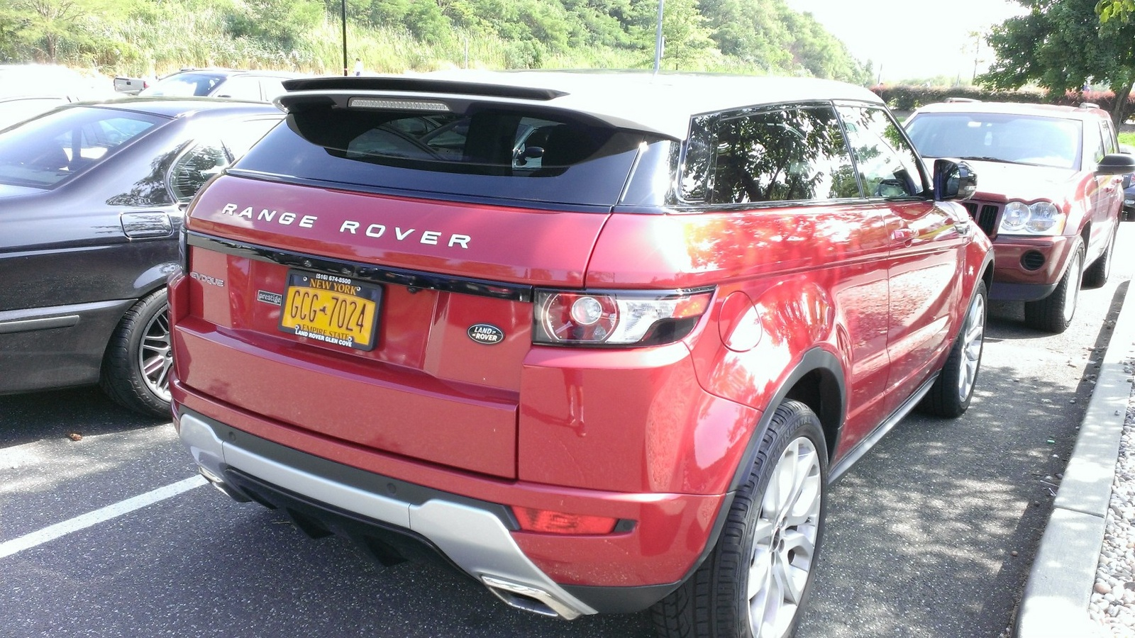 2012 land rover range rover evoque pictures cargurus. Black Bedroom Furniture Sets. Home Design Ideas