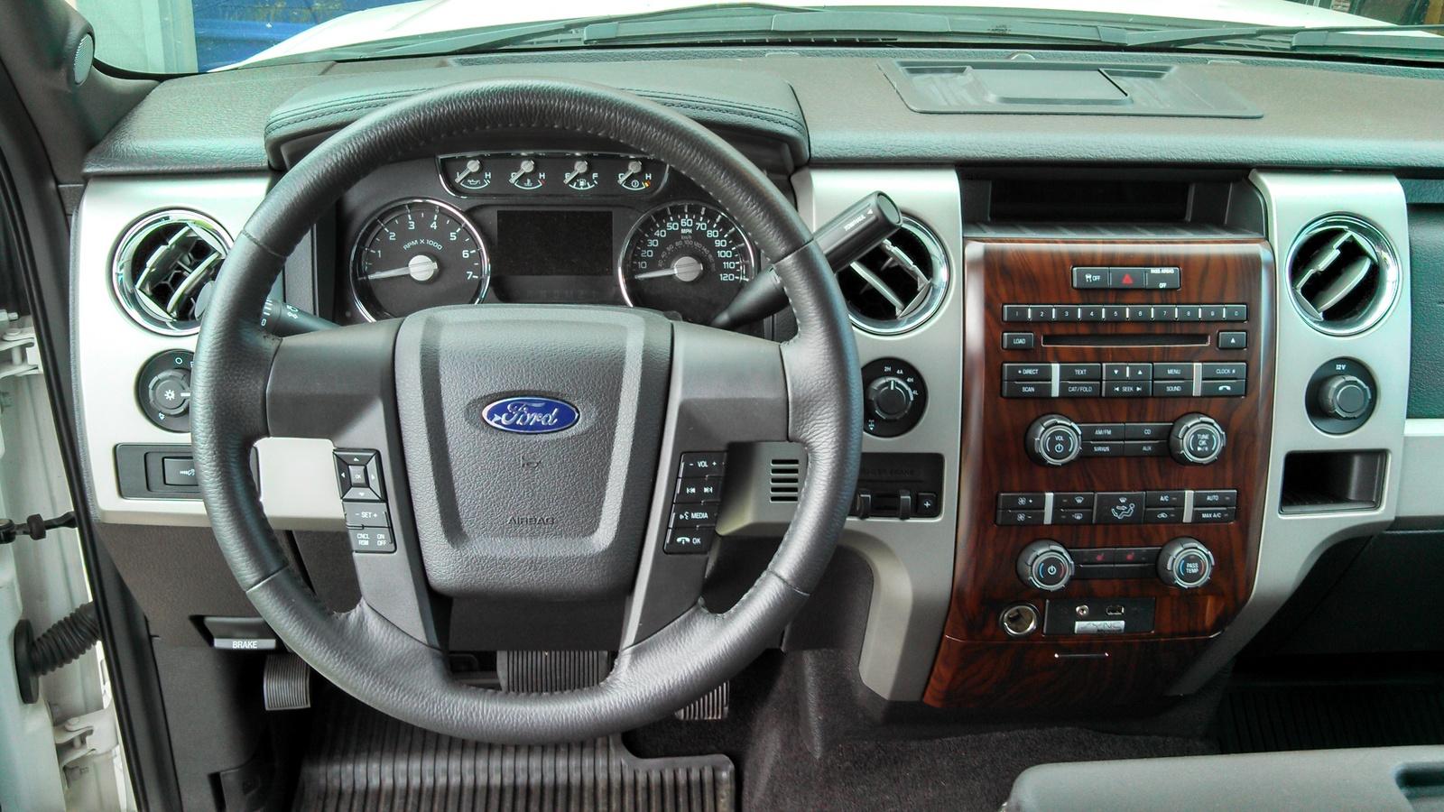 2012 Ford F 150 Interior Pictures Cargurus