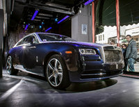 2014 Rolls-Royce Wraith Overview