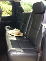 Picture of 2008 GMC Sierra 2500HD SLT Ext. Cab 4WD, interior