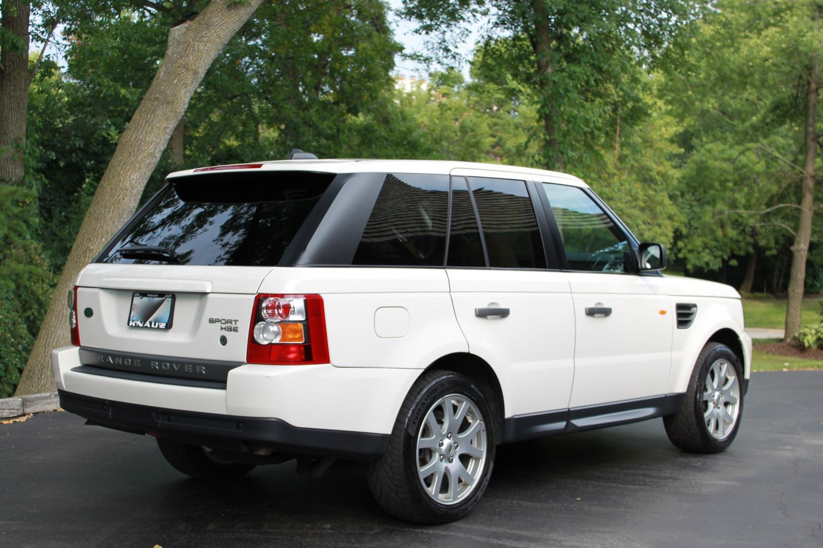 2008 Land Rover Range Rover Sport Pictures Cargurus