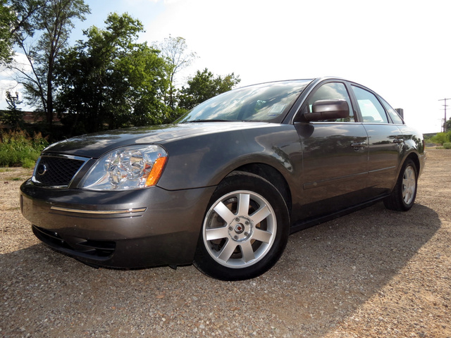 Picture of 2005 Ford Fusion