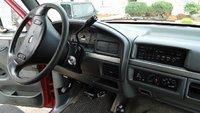 Picture of 1992 Ford F-250 2 Dr XLT Lariat 4WD Extended Cab LB, interior