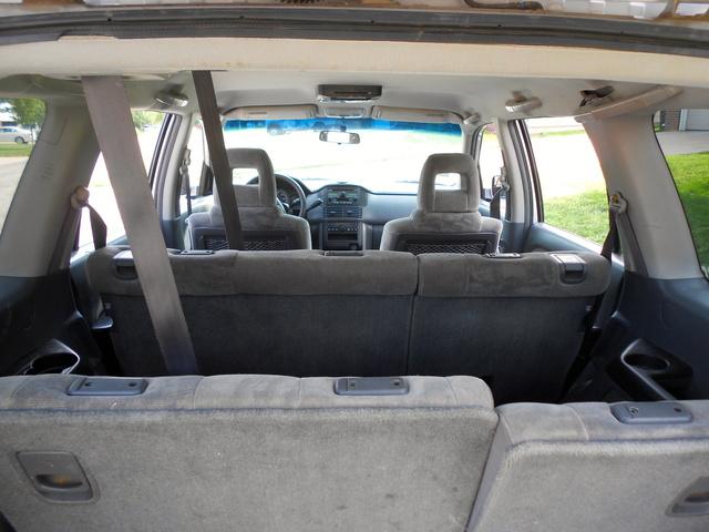 Honda Fit Ex >> 2004 Honda Pilot - Interior Pictures - CarGurus