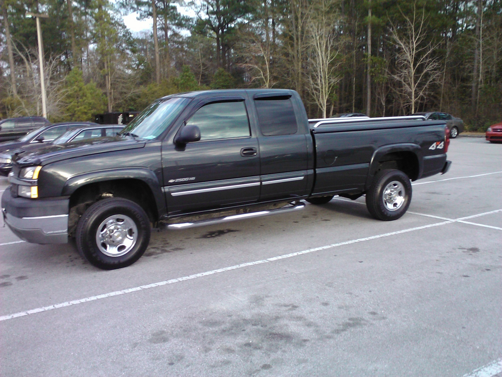 2003 chevrolet silverado 2500hd reviews specs and autos post. Black Bedroom Furniture Sets. Home Design Ideas