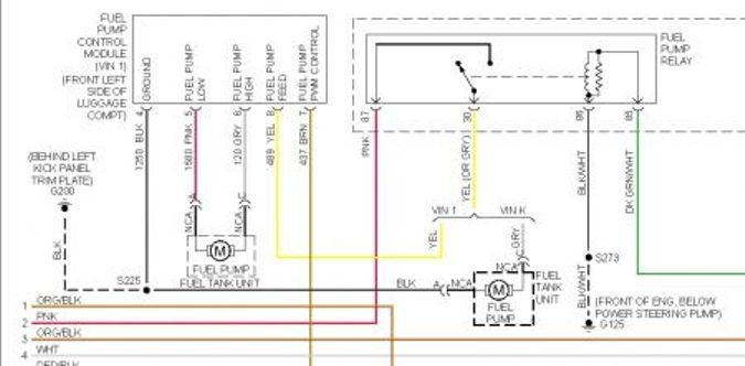 Wiring Diagram For An 04 Pontiac Grand Am – The Wiring Diagram ...: 1997 Pontiac Grand Am Wiring Diagrams at ilustrar.org