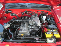 Picture of 1998 Toyota Tacoma, engine