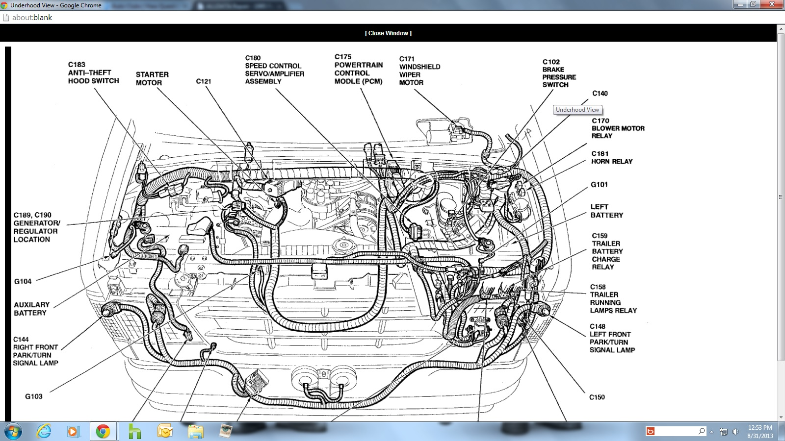 Car Starter Location Diagram E150 Download Wiring Diagrams How To Wire A 53 Ford Solenoid Econoline Van Get Free Image About Relay Typical