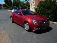 Picture of 2012 Cadillac CTS Coupe Premium, exterior