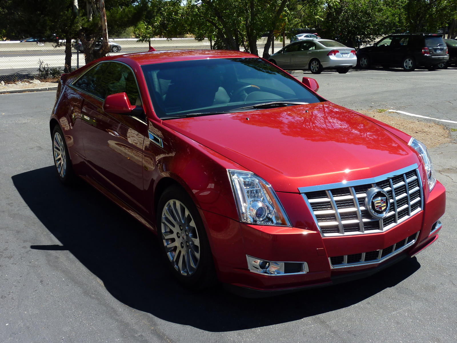 2012 cadillac cts coupe pictures cargurus. Black Bedroom Furniture Sets. Home Design Ideas