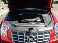 Picture of 2012 Cadillac CTS Coupe Premium, engine