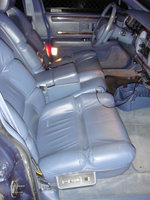 1994 Buick Roadmaster 4 Dr Limited Sedan picture, interior